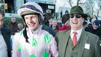 Rich Ricci banks on Pylonthepressure power surge at Cheltenham