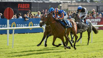 'Stronger' Legatissimo set for Oaks glory