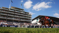 Outstanding an Oaks possible after listed win