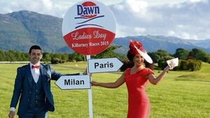 Paris beckons for Queen of Fashion