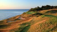 Devil certainly in the detail at windswept Whistling Straits