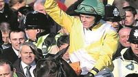 Andrew McNamara calls time on riding career