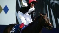 Golden Horn on course for Irish Champion after York upset