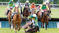 Martin works Hurdle oracle again