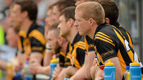 Kilkenny driven by climb up medal table mountain