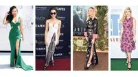 On the red carpet: Meagan Good, Kate Beckinsale, Margot Robbie, Lake Bell