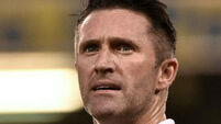 Robbie Keane set for another record thanks to online assist