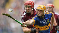 Galway's workrate and determination winning formula