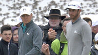 Elements conspire to test Dustin Johnson's mettle