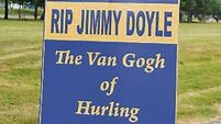 VIDEO: They wept for a departed friend: Farewell Jimmy Doyle