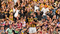 Henry Shefflin tortured me from first day I saw him