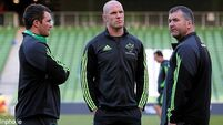 Munster rugby need experience in mix