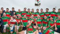 Loughmore lift  13th crown