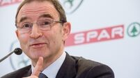 Upbeat Martin O'Neill stands by Roy Keane