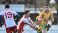 Sice finds range to steer Corofin into last four