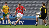 Brian Hurley brings increased workrate as forward role changing