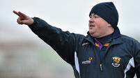 David Power pleased with Wexford's Easter passion play