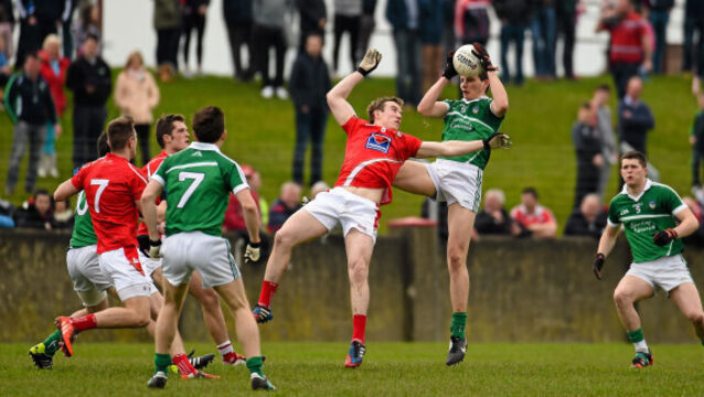 Ian Ryan the Limerick hero in victory over Louth