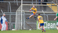 Clare hold out for survival