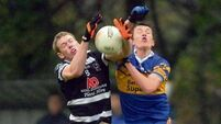 Carrigaline dig deepest as going gets tough