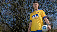 Trendsetter Neil Collins has designs on securing league success with Roscommon