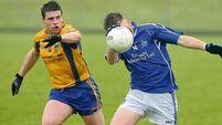 Naomh Aban stand firm as Grenagh find second wind