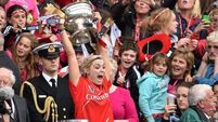 Anna Geary reveals career change prompted Cork exit