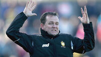 Pressure is on Davy Fitzgerald now, reckons Tomás Mulcahy