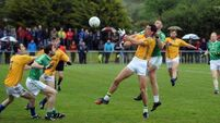 Adam Barry fires crucial goal as St Kieran's overpower Feale Rangers