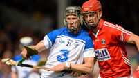 Cork hurlers lack cutting edge, says Jamesie O'Connor