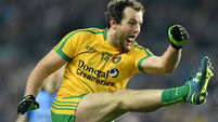 Michael Murphy: Perfect tackling technique key for Donegal