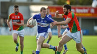 Carlow take time to reflect after crushing defeat