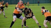 Shane Guthrie's extra-time goal seals win for Austin Stacks