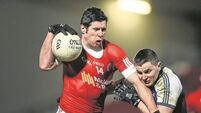 Tyrone hit by Niall Morgan injury blow