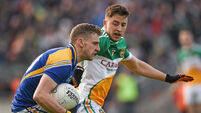 Jack Sheedy's back as Offaly falter