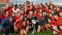 Rena Buckley leads Cork charge