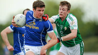 Injury mars easy victory for Cavan in London