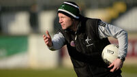 Damien Hendy looks for Kildare revival
