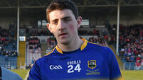 Tipperary set to learn fate of starlet Colin O'Riordan today