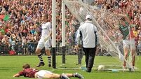 Gary Fahy fears for Galway's future