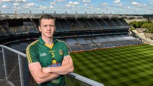 Kevin Reilly ruled out for Meath's opener