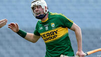 Kerry earn the right to rub shoulders with hurling giants