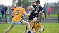 Feale hold Ardfert's late flurry