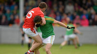Louth make strides with Leitrim win