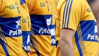 Clare's Kenny Morrissey laments schedule as exam stress hits home