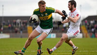 Mikey Sheehy says Kerry won't play Tommy Walsh at full-back