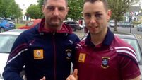 Westmeath's Shane Power feared he had lost eyesight after blow from sliotar