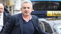 Outgoing exec Bellew has information on Ryanair a competitor 'would kill to have', court told