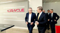 Oracle arm pays €15m in Irish tax on €8bn sales