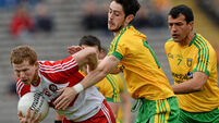 Derry left 'sick' as Donegal book fifth final in a row